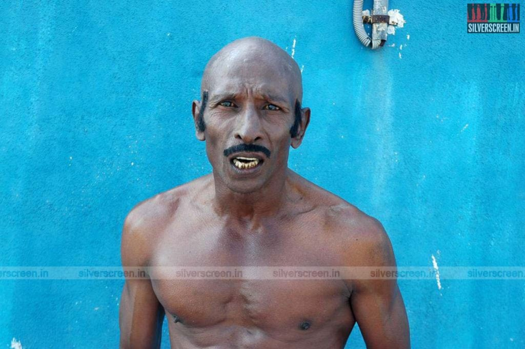 Actor Rajendran in Kalakattam Movie Stills