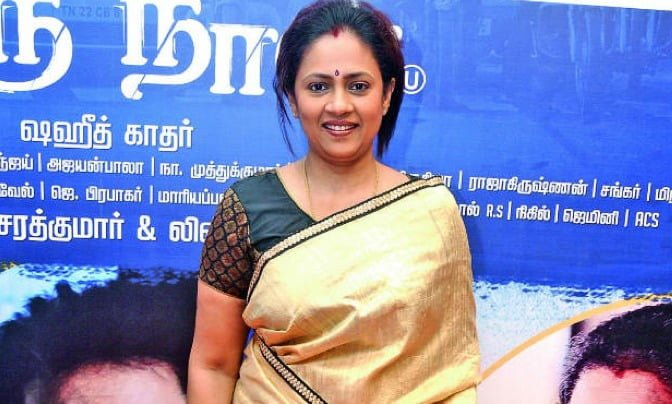 lakshmi-ramakrishnan-receives-death-threat