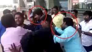 Sivakarthikeyan attacked by Madurai Kamal Fans