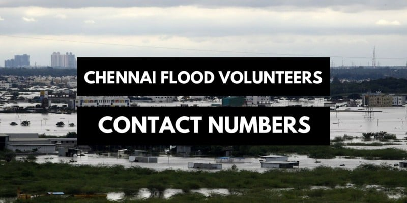 chennai-flood-volunteer-contact list
