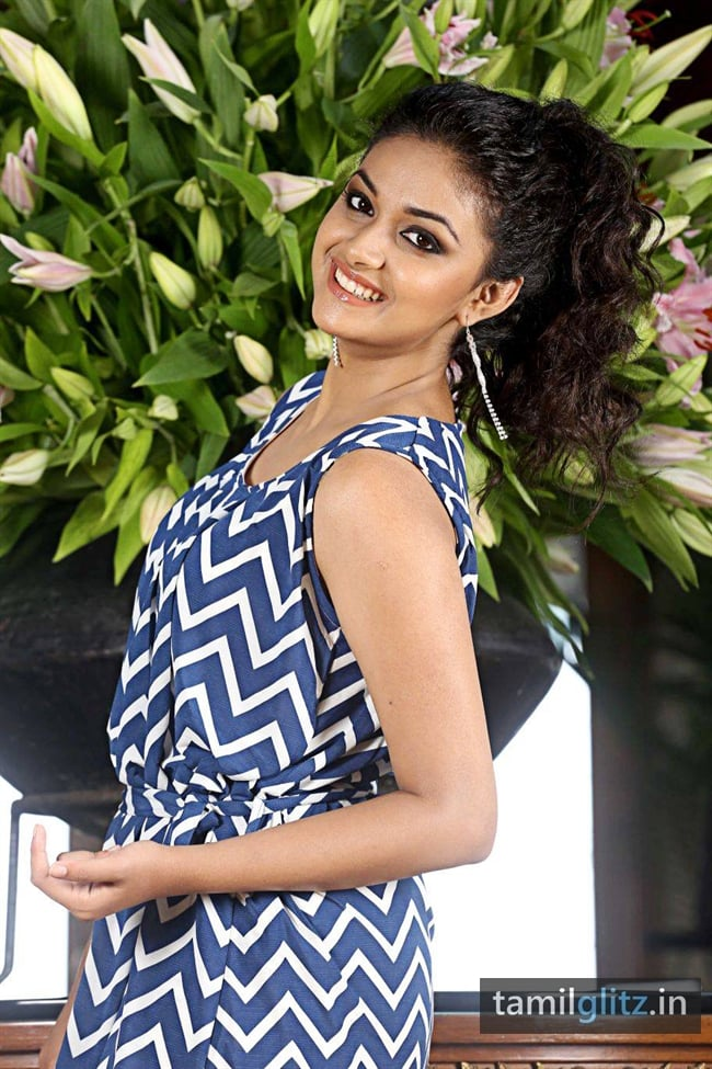 Keerthi Suresh Photos – HD Images-2