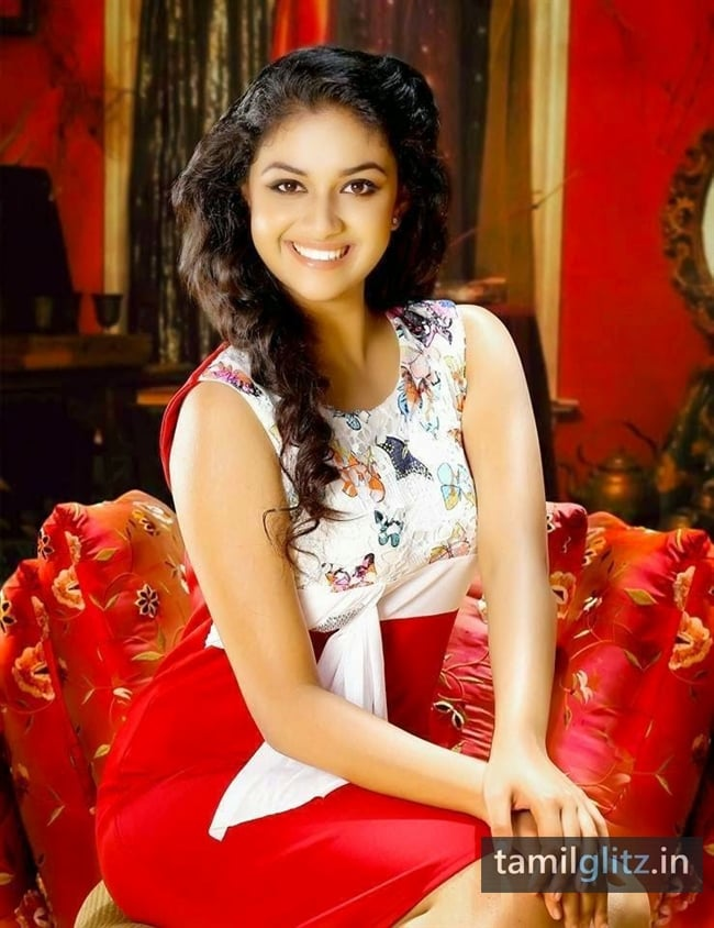 Keerthi Suresh Photos – HD Images-24