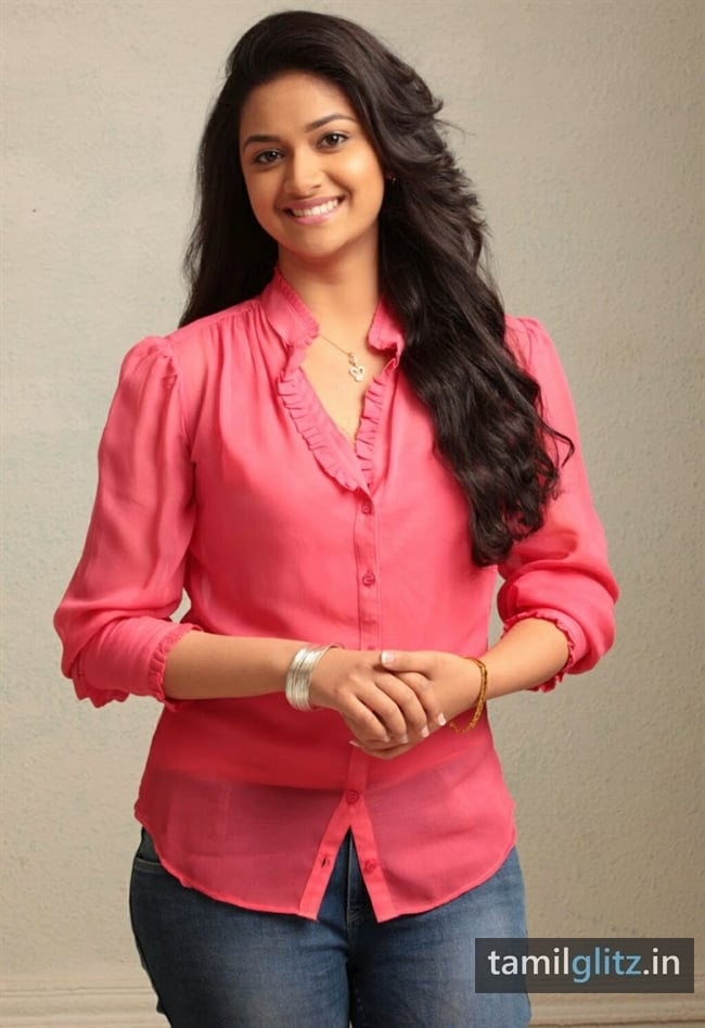 Keerthi Suresh Photos – HD Images-25
