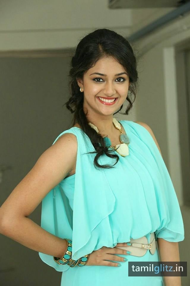 Keerthi Suresh Photos – HD Images-5