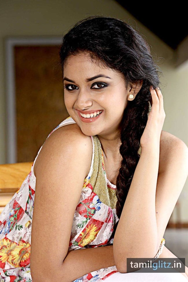 Keerthi Suresh Photos – HD Images-6