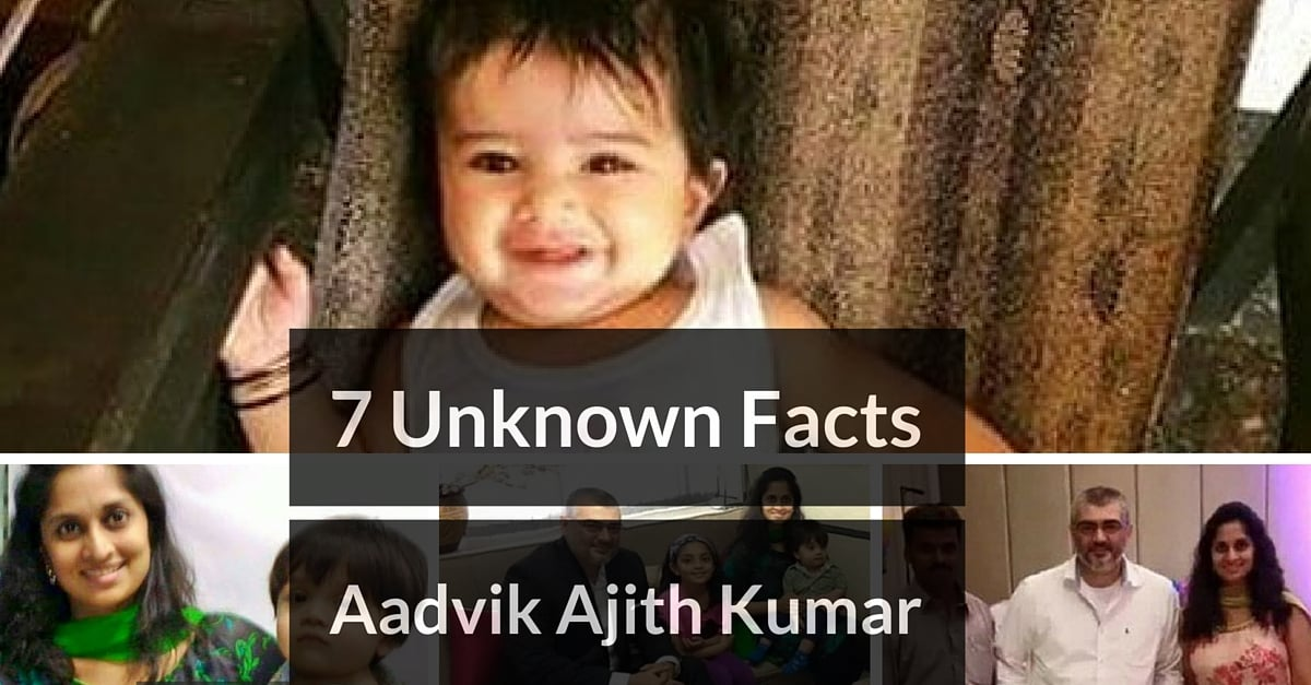 Ajith-Son-Aadvik
