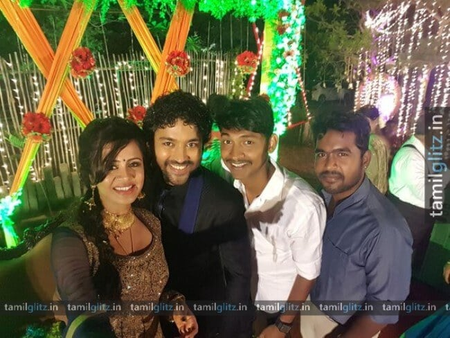VJ-Anjana-Chandran-Wedding-Reception-Photos-5-TamilGlitz.in-Image