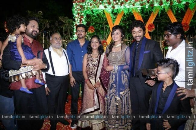 VJ-Anjana-Chandran-Wedding-Reception-Photos-6-TamilGlitz.in-Image