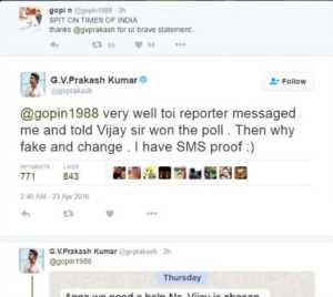 GV-Prakash-Tweet