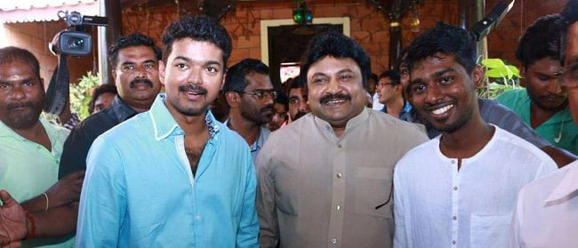 Vijay joins Atlee again – Vijay 61