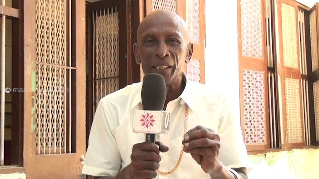Mottai Rajendran speaks about Vijay & Ajith - TamilGlitz