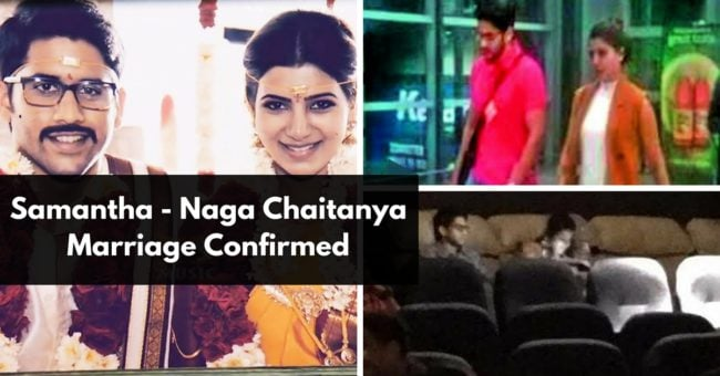 Samantha – Naga Chaitanya Marriage Confirmed
