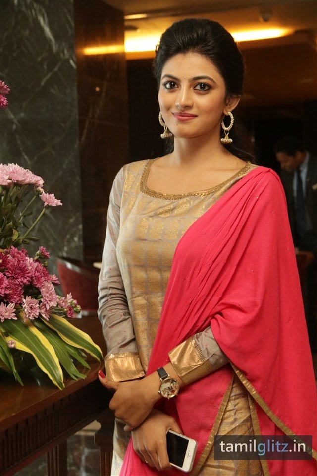 Anandhi At EIPI Press Meet Photos-02