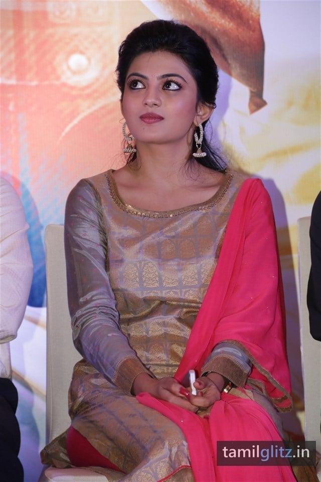 Anandhi At EIPI Press Meet Photos-26