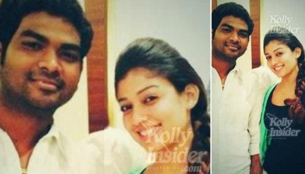 nayanthara and vignesh shivan pics