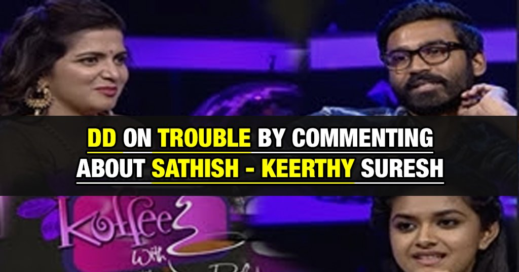DD seeks apologies from scribes for comment on TV show 5