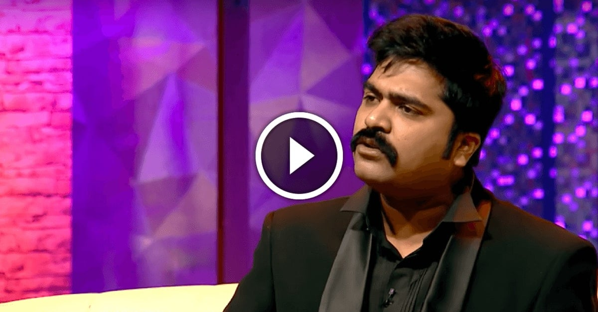 STR about Thala Thalapathy at Koffee with DD - Diwali Special 1