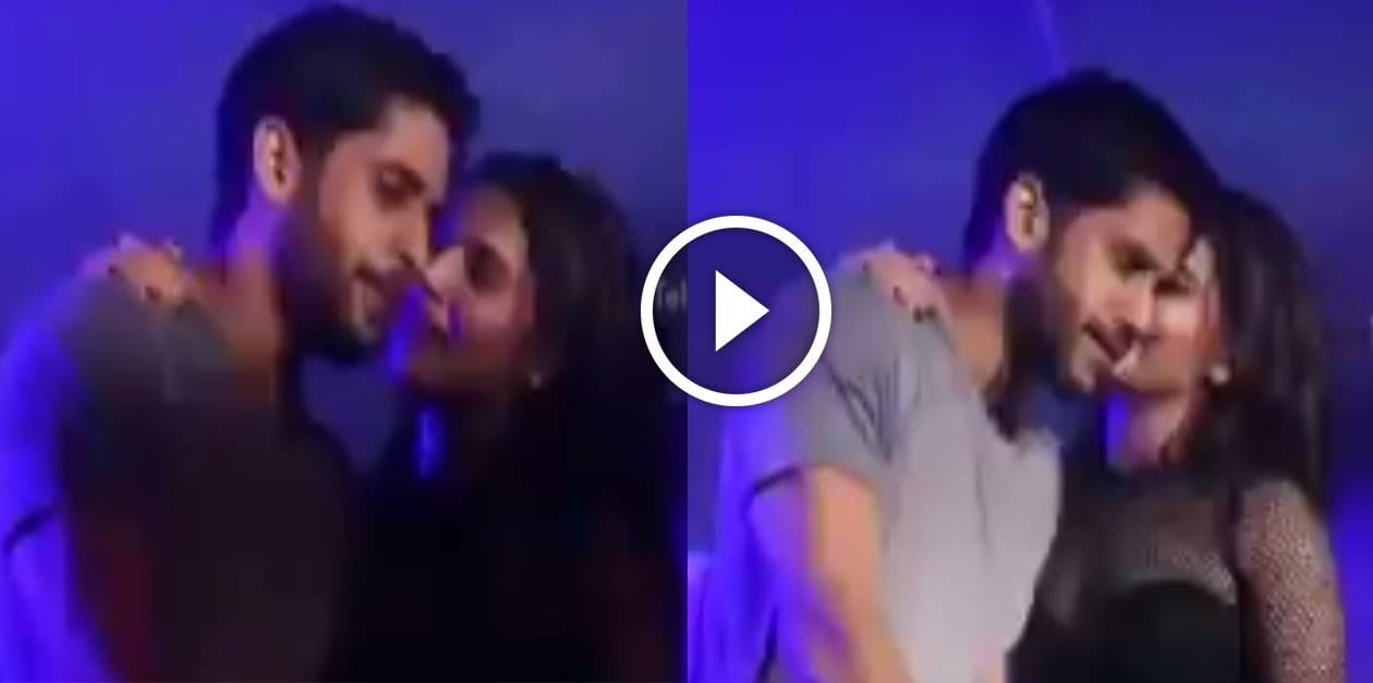 Samantha spotted in a private party video with Naga Chaitanya 31