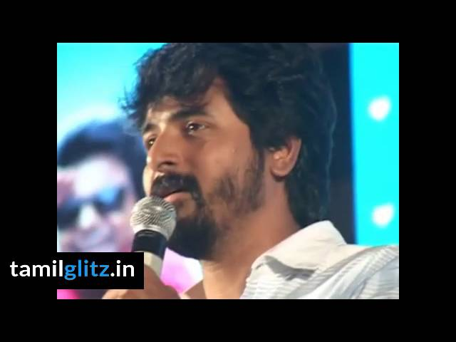 Sivakarthikeyan Crying and Emotional Speech at RemoSuccessMeet 14