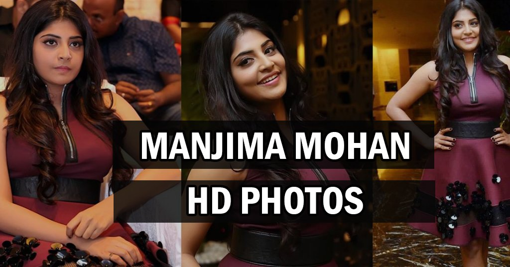 Manjima Mohan Photos - HD Images 1