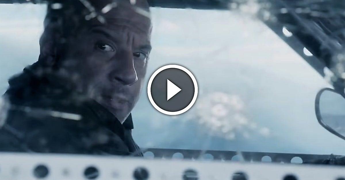 Fast 8 Official Sneak Peek (2017) - Vin Diesel Movie 1