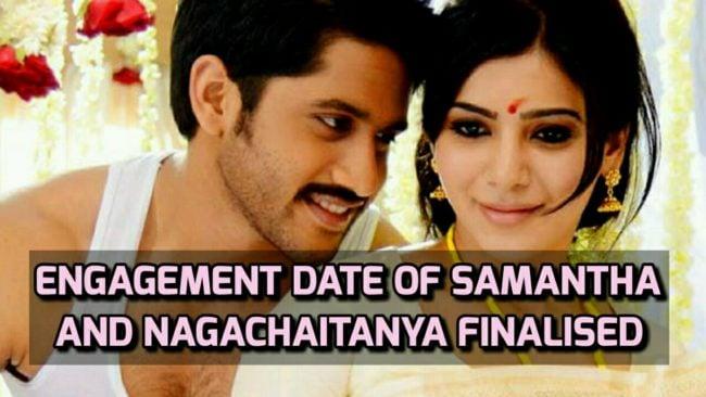 Engagement date of Samantha and Nagachaitanya finalized 3