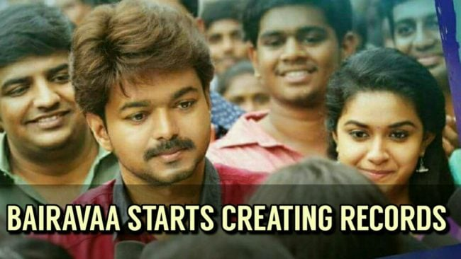 Bairavaa Chengalpet Distribution Rights sold for a Record price 3