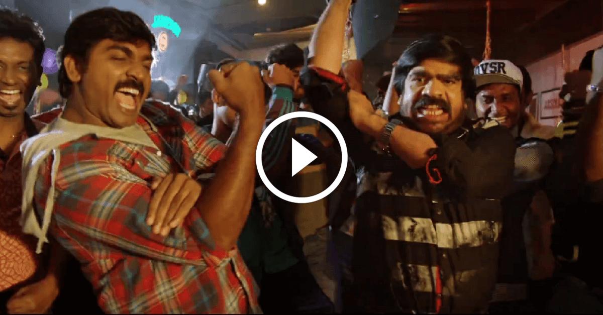 Happy New Year (Song)- Kavan | Vijay Sethupathi, T R | HipHop Tamizha 4