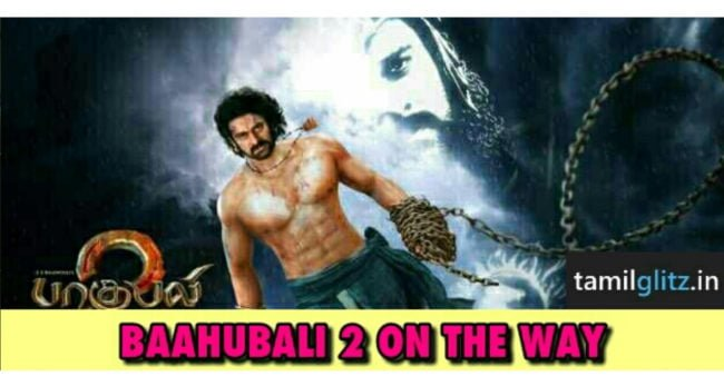 Baahubali 2 on its full swing 1