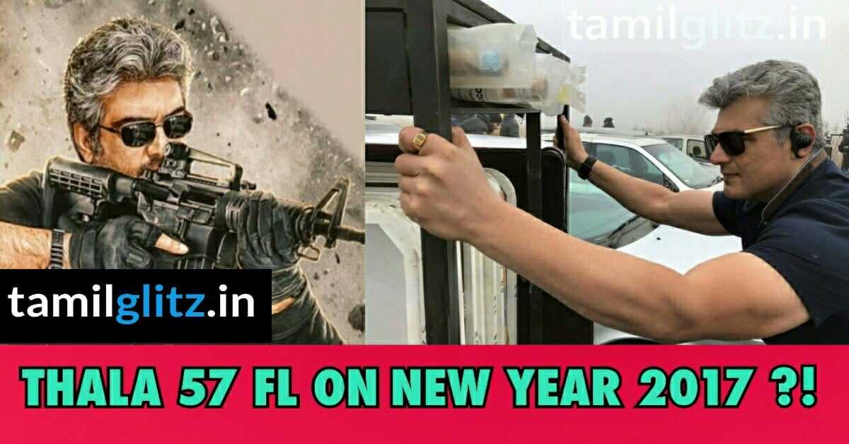 Will Thala Ajith gives a New year treat for his fans? 1