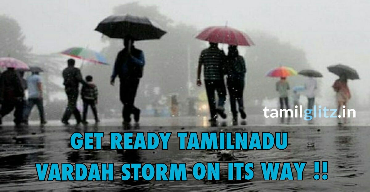 Tamilnadu Get Sets to Drench in Rains 1
