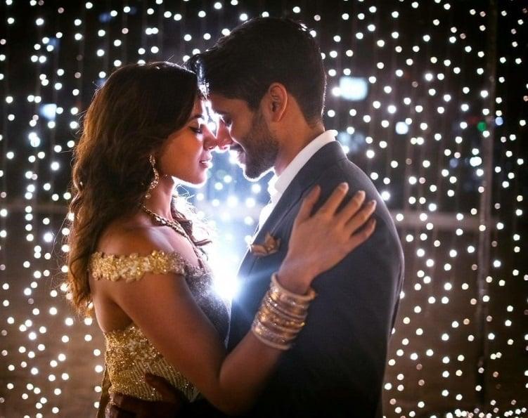 Samantha and Naga Chaitanya Engagement Stills 4