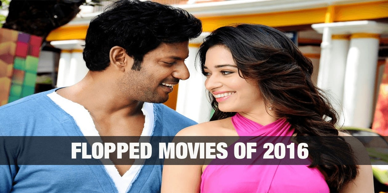 Top 10 Movies of 2016 which came with huge expectations but Flopped 1