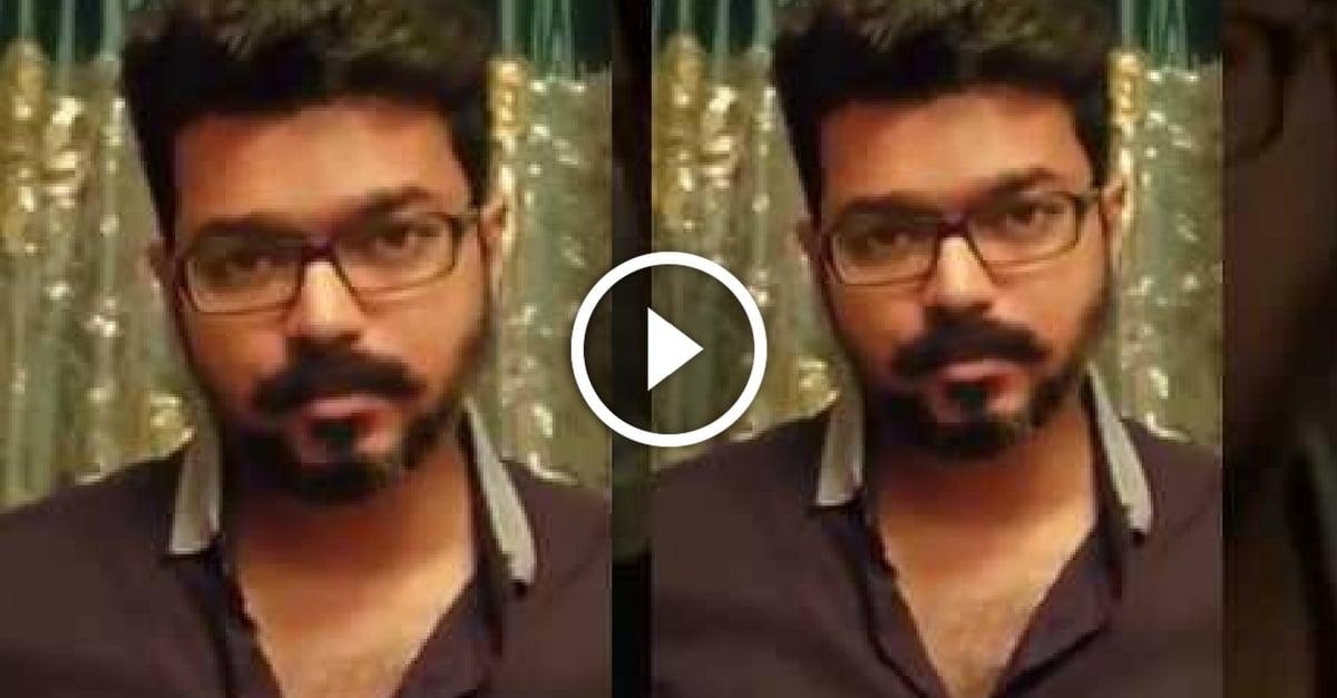 Ilayathalapathy Vijay's Support for Jallikattu | Condemns PETA 1
