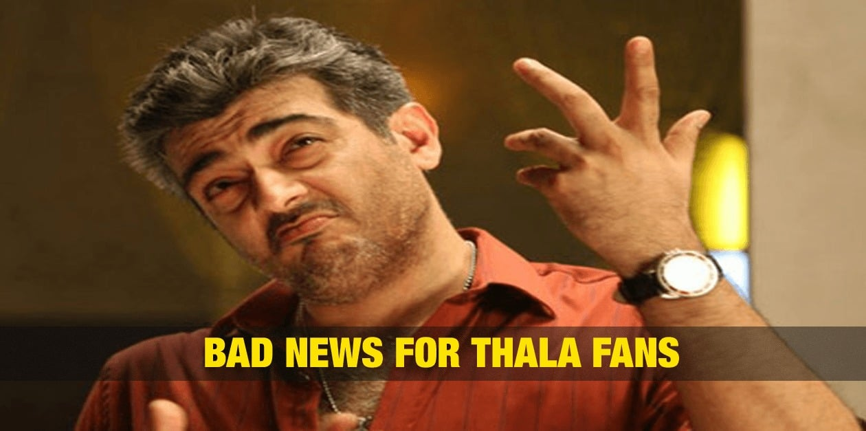 Bad News for Thala Fans 9