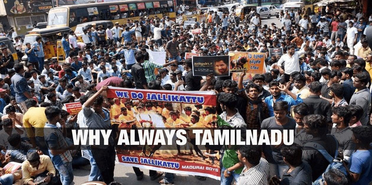 Why always Tamil Nadu? 5