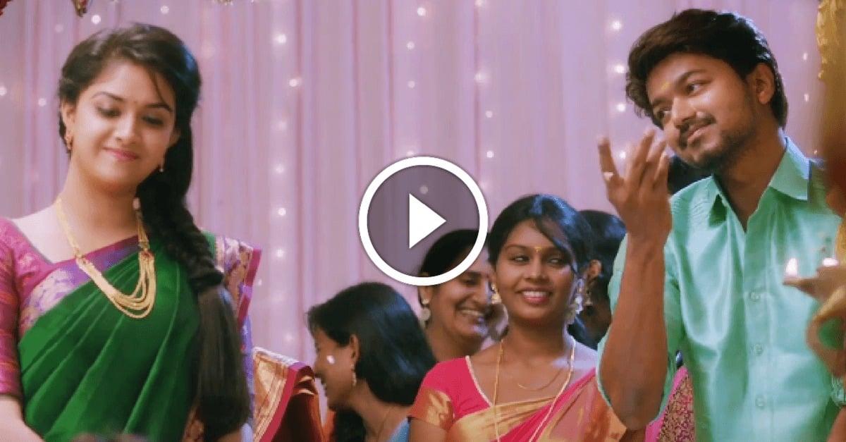 Nillayo Video Song | Bairavaa Songs | Vijay, Keerthy Suresh 3