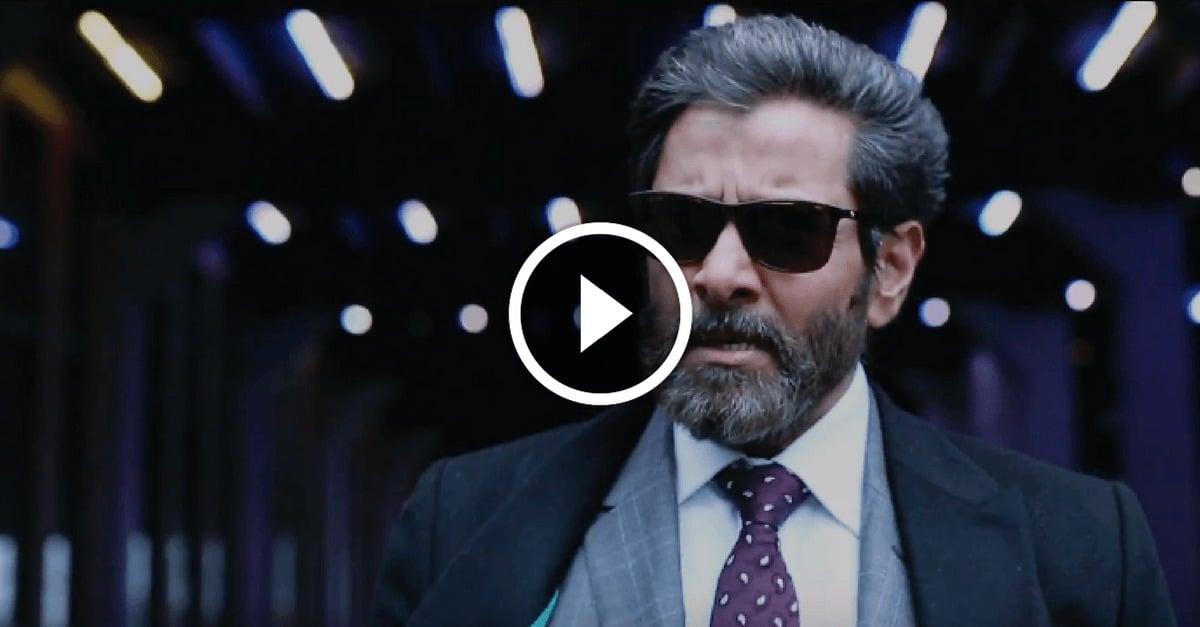 Dhruva Natchathiram - Official Teaser | Chiyaan Vikram | GVM 15