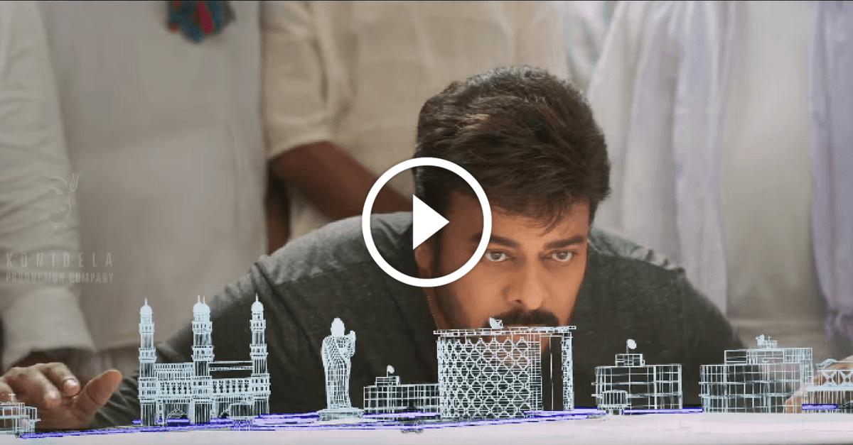 Khaidi 150 Official Trailer 3