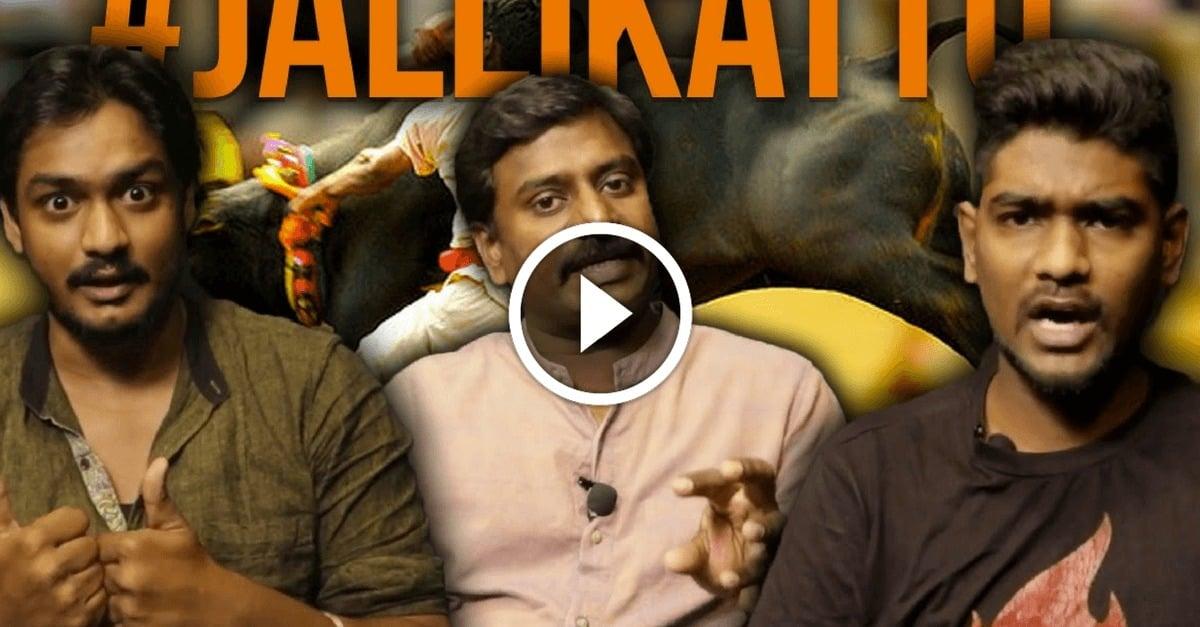 Very Sensible Talk about Jallikattu Issue | Jallikattu .. Lets do it 2