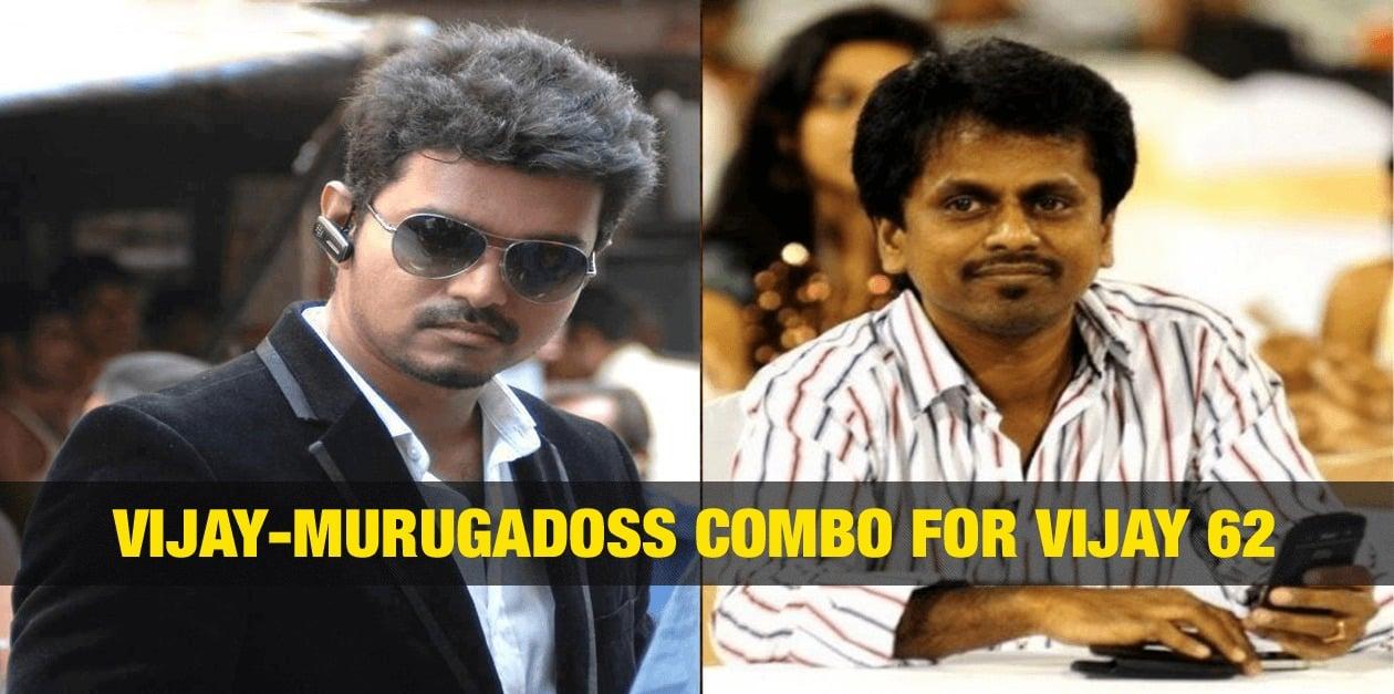 Vijay-Murugadoss Combo for Vijay 62 5