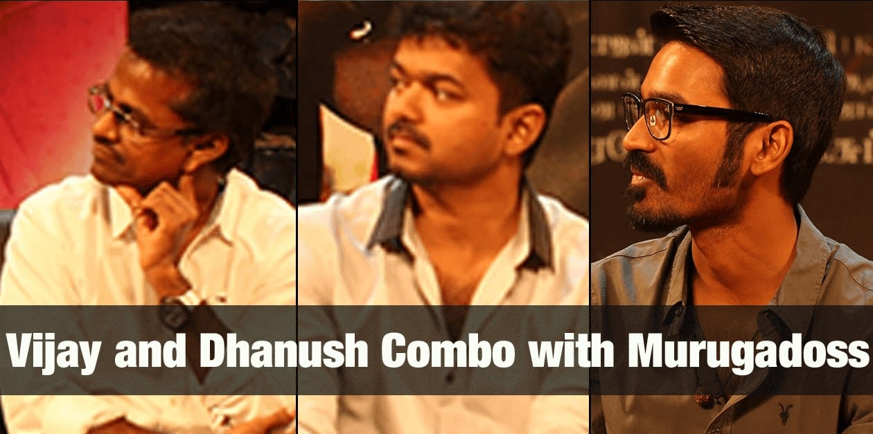 Vijay and Dhanush Combo Directed by Murugadoss 7