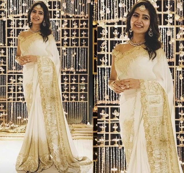 Samantha and Naga Chaitanya Engagement Stills 1