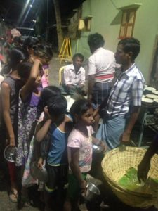 Vishal donates 2 Lakhs for the people of Nethaji Nagar who were affected by Fire Accident 14