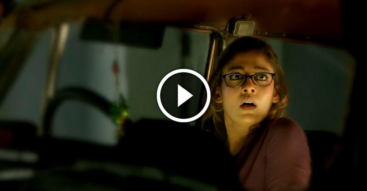 Dora Official Tamil Teaser | Nayanthara 7