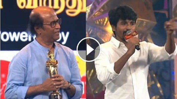 Sivakarthikeyan Speech at Vikatan Awards 10