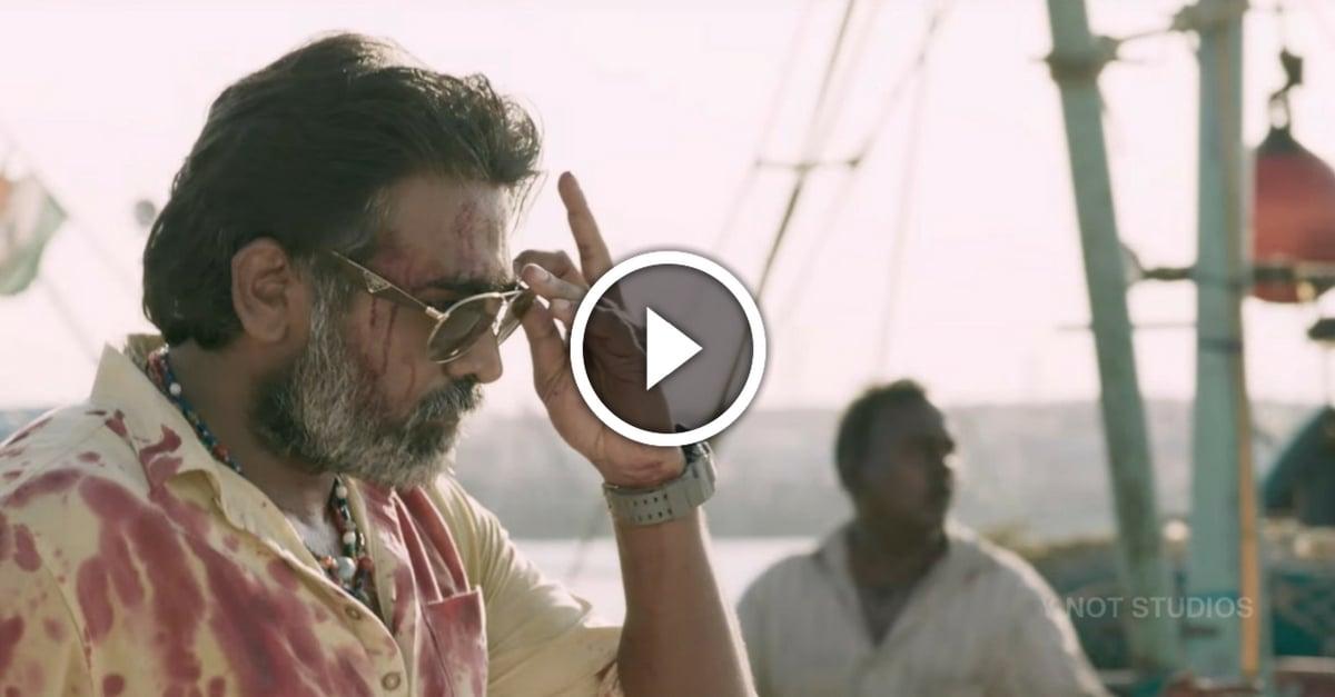 Vikram Vedha Official Teaser -  Madhavan | Vijay Sethupathi 2