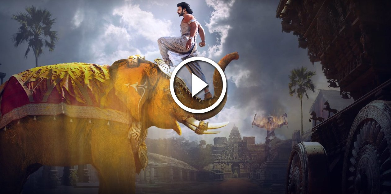 Baahubali 2  Official Motion Poster 1