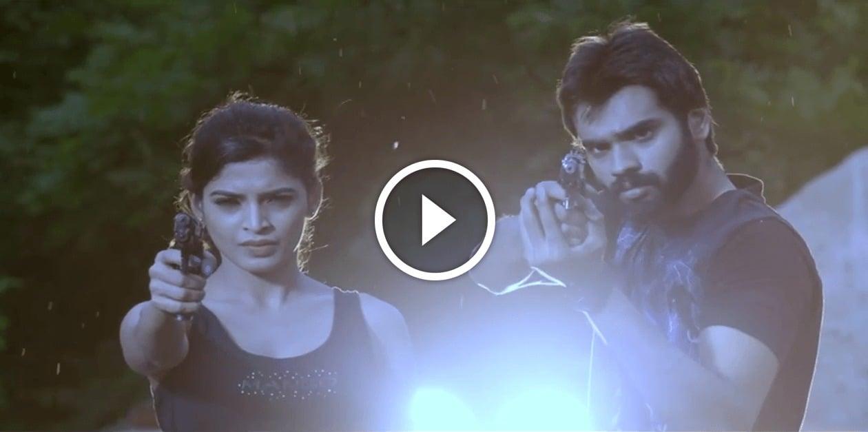 Rum - Official Tamil Trailer | Anirudh | Hrishikesh, Sanchita, Vivek 2