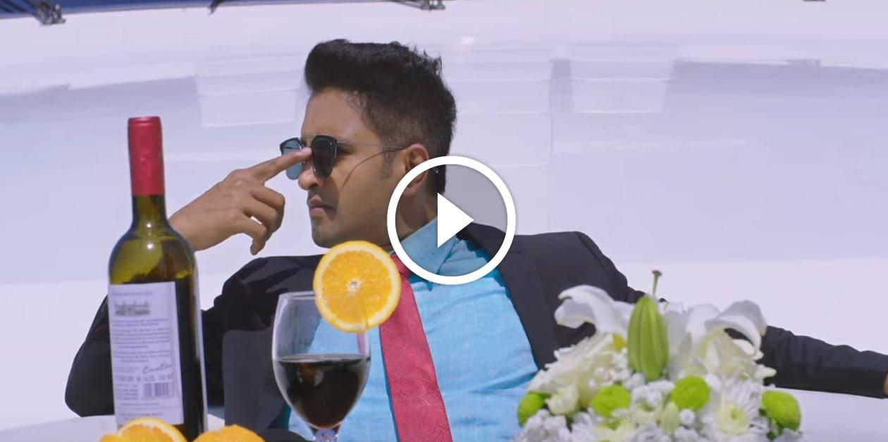 Server Sundaram Official Teaser - Santhanam   Santhosh Narayanan 2